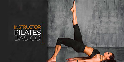 Instructor de Pilates MAT Básico online